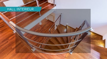 Fabricant escalier à La Réunion