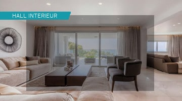 Menuiserie aluminium fenêtre à La Réunion