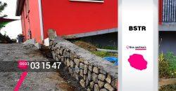 BSTR – Spécialiste mur moellon – Saint-Pierre Réunion