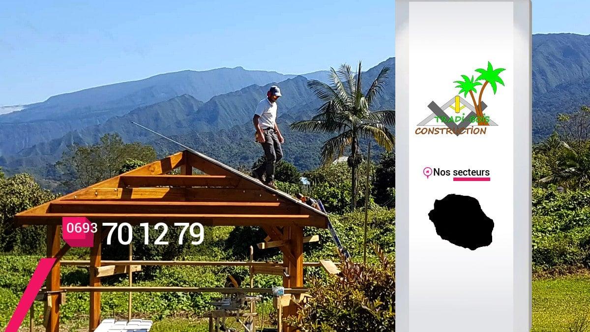 Constructeur Ile De Ré tradi-bois construction - constructeur bungalow
