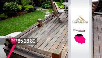 Ossature Bois – Deck et terrasse bois au Tampon