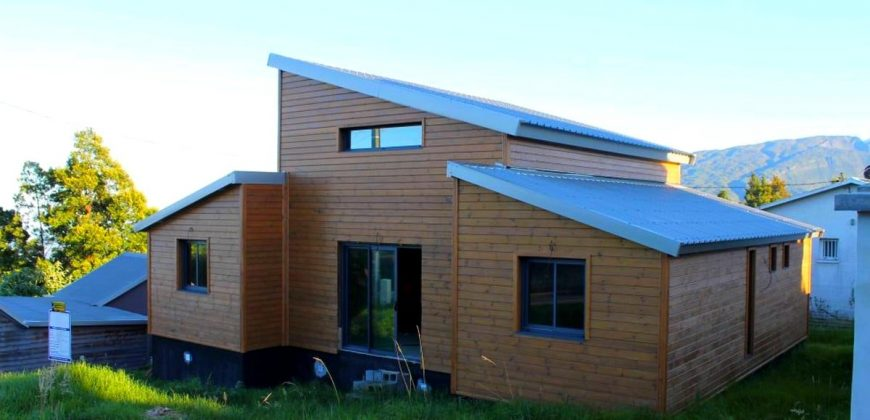 Ossature Bois – Constructeur maison bois au Tampon