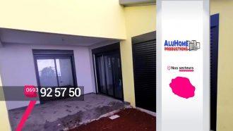 ALUHOME PRODUCTIONS – Spécialiste baie vitrée à Saint-Louis – Réunion