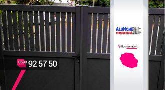 ALUHOME PRODUCTIONS – Spécialiste Portail à Saint-Louis – Réunion