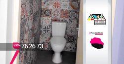 NPR – Entreprise pour wc et sanitaires à Saint-Denis