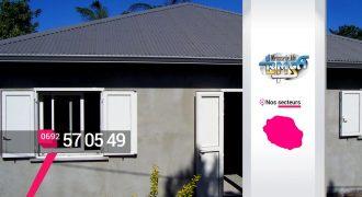 Menuiserie Alu BMSA – Fabrication volet à Saint-Louis
