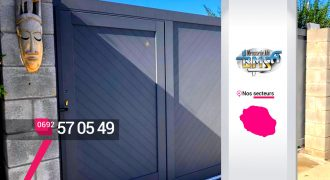 Menuiserie Alu BMSA – Fabrication portail à Saint-Louis