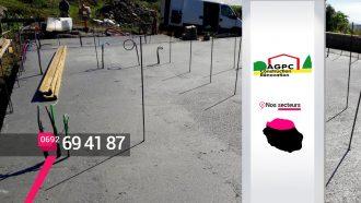 AGPC – Etanchéité soubassement maison à Saint-Denis – Réunion