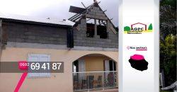 AGPC – Faire construire une extension de maison à Saint-Denis – Réunion