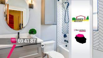 AGPC – Salle de bains tendance à Saint-Denis – Réunion