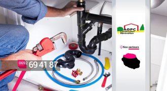 AGPC – Société de plomberie à Saint-Denis – Réunion