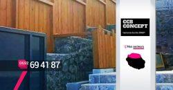 CCB CONCEPT – Artisan portail Les Avirons – 974