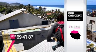 CCB CONCEPT – Artisan couvreur toiture Les Avirons – 974