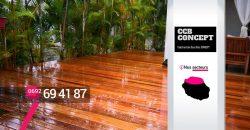 CCB CONCEPT – Artisan création terrasse en bois Les Avirons – 974