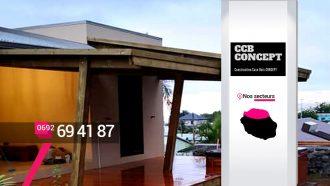CCB CONCEPT – Constructeur bungalow en bois Les Avirons – 974