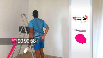 RENOV CONCEPT – Spécialiste peinture à Saint-Denis – Réunion