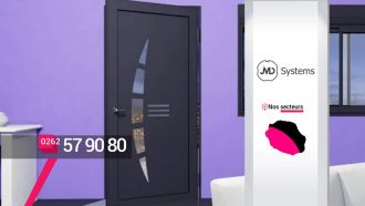 Portes JMD SYSTEMS – Panneaux de porte design Le Tampon