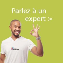 Trouver des réponses à vos questions avec les experts du salon Kaz Expo