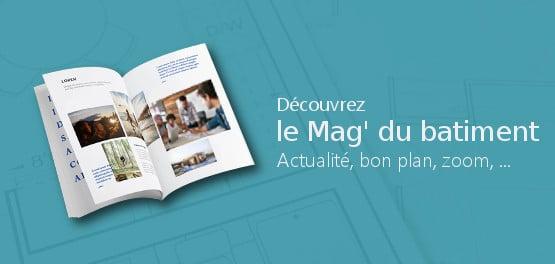 Enfin un magazine sur les professionnels du bâtiment à l'île de la Réunion