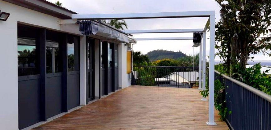 SOREVOE – Pergolas sur mesure au Tampon – Réunion