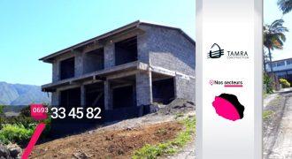 Tamra Construction – Maison individuelle Le Tampon – 974