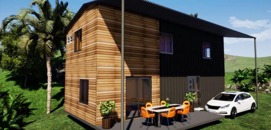 EKOHOME – Construction de maisons containers à Saint-Pierre