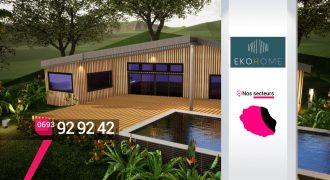 EKOHOME – Construction de decks à Saint-Pierre