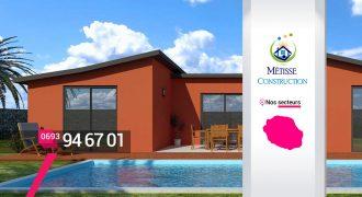 Métisse Construction – Villa clé en main à Saint-Louis