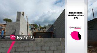 Rénovation Multiservices 974 – Construire un garage à Saint-Leu