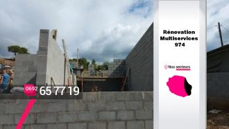 Rénovation Multiservices 974 – Construire un garage à Saint-Leu