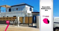 Rénovation Multiservices 974 – Construire un portail en bois à La Réunion