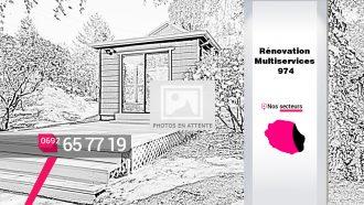 Rénovation Multiservices 974 – Construire un studio de jardin à La Réunion