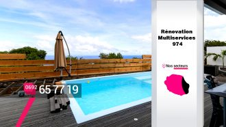 Rénovation Multiservices 974 – Construire une clôture en bois à La Réunion