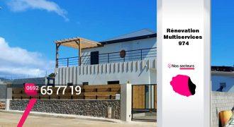 Rénovation Multiservices 974 – Construire une pergolas en bois à La Réunion
