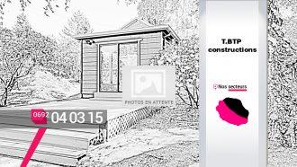 TECHNI BTP – Votre projet de bungalow au Tampon