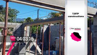 TECHNI BTP – Votre projet d'extension de maison au Tampon