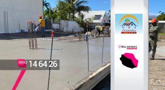 VNJ CONSTRUCTION – Extension de maison à Saint-André