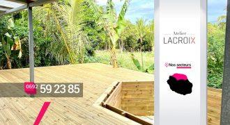 ATELIER LACROIX – Spécialiste en aménagement de decks et terrasses à Sainte-Clotilde