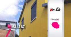 EURL ALU-DAL – Fabrication et installation de volets en aluminium à Sainte-Suzanne