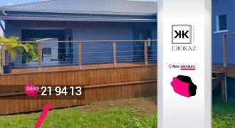 Ekokaz By M2C – Entreprise spécialisée dans la réalisation de decks et terrasses à Saint-Paul