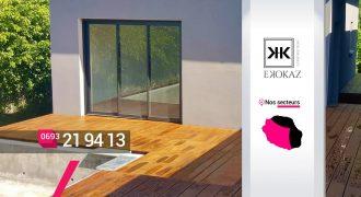 Ekokaz By M2C – Expert en pose de baies vitrées aluminium à Saint-Paul