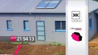 Ekokaz By M2C – Expert en pose de portes d'entrée et intérieures à Saint-Paul