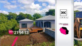 Ekokaz By M2C – Réalisation de villas design avec architecte à Saint-Paul
