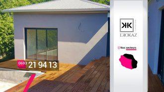 Ekokaz By M2C – Réaliser une extension de villa contemporaine à Saint-Paul