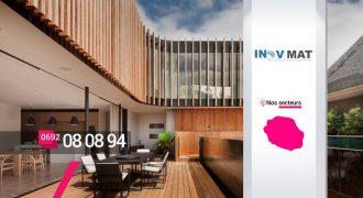 INOVMAT – Ecoconstructeur de maisons à ossature métallique à la Réunion