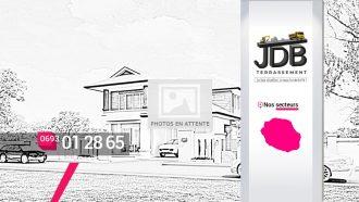 JDB TERRASSEMENT – Constructeur de maisons sur-mesure au Tampon