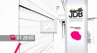 JDB TERRASSEMENT – Création de garage et abris de voiture au Tampon