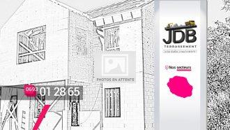 JDB TERRASSEMENT – Extension de villa sur-mesure au Tampon