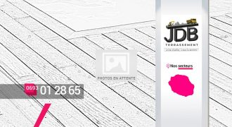 JDB TERRASSEMENT – Réalisation et rénovation de decks et terrasses au Tampon