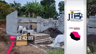 JI CONSTRUCTION –  Construire une extension de maison à Saint-André